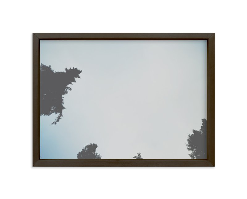 """""""look up 3"""" - Art Print by blackwhite press in beautiful frame options and a variety of sizes."""
