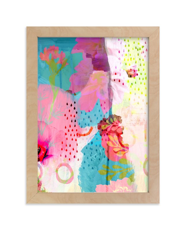 """Fading Memories"" - Art Print by Portia Monberg in beautiful frame options and a variety of sizes."