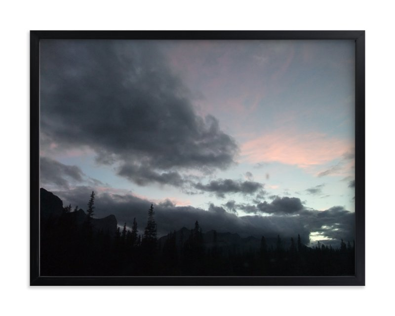 """""""smoke & mist"""" - Art Print by XL in beautiful frame options and a variety of sizes."""