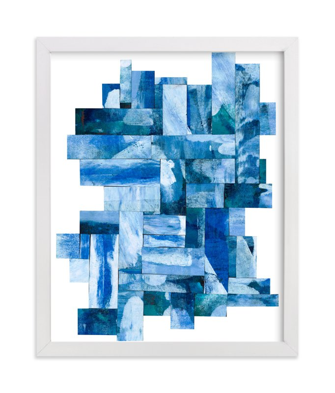 """""""Pacific Tide"""" - Art Print by Josh McClendon in beautiful frame options and a variety of sizes."""