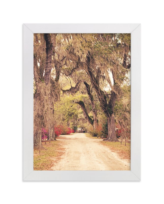 """""""Bonaventure"""" - Art Print by Sara Heilwagen in beautiful frame options and a variety of sizes."""