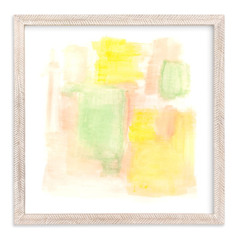 """Passages"" - Art Print by Ilana Greenberg in beautiful frame options and a variety of sizes."