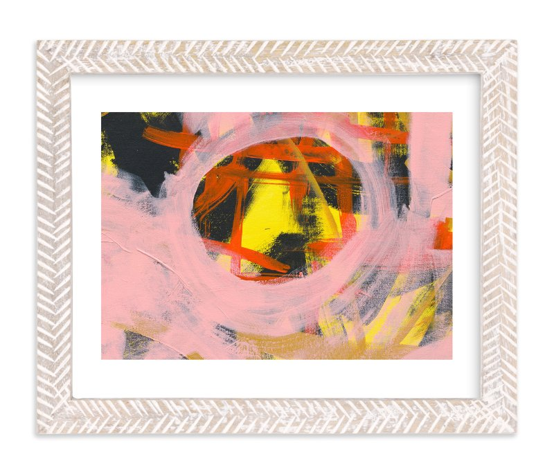 """""""It's Always Sunny Series 2"""" - Art Print by Angela Simeone in beautiful frame options and a variety of sizes."""