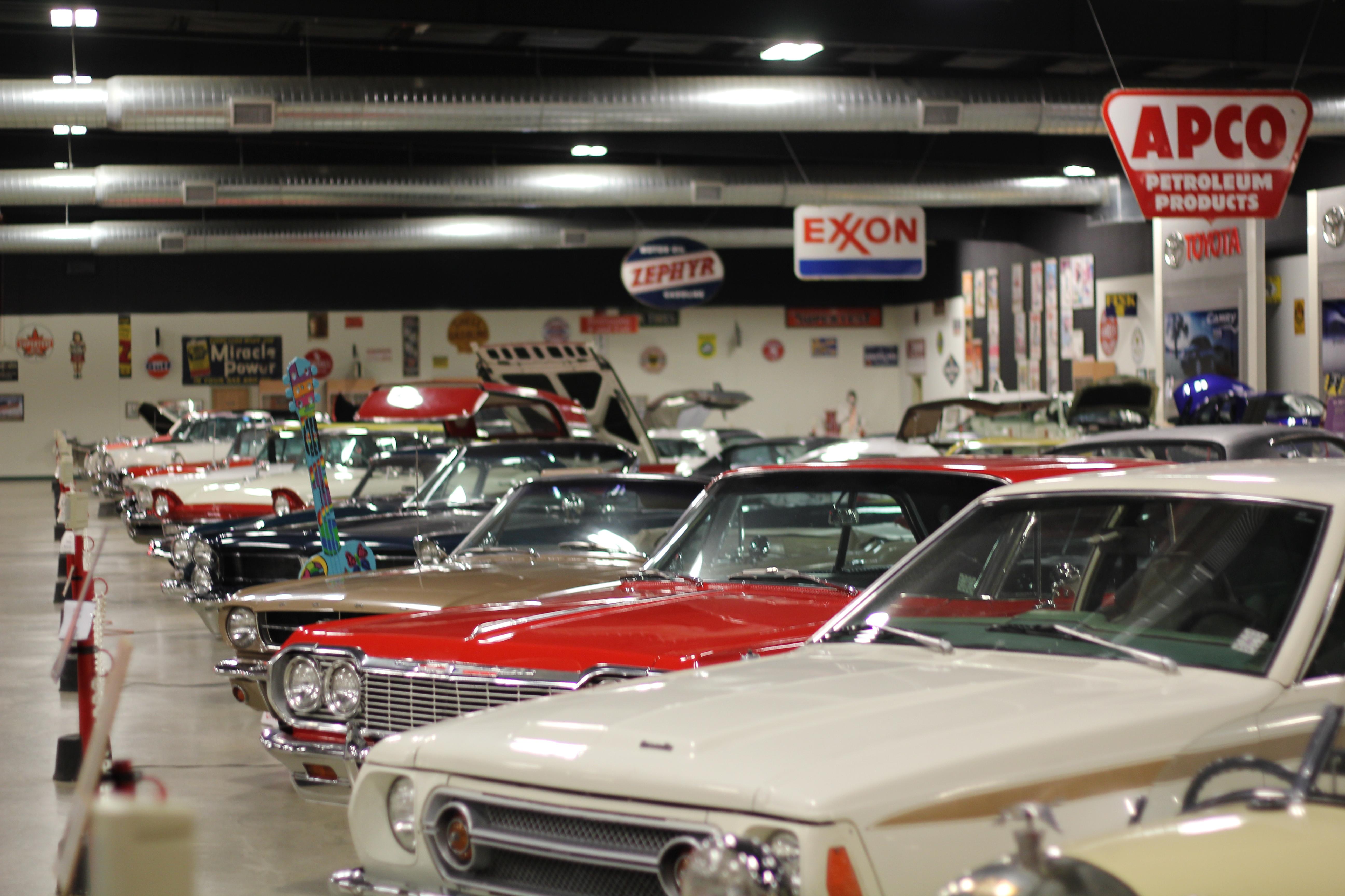 Think You Know The Tupelo Automobile Museum Tupelo TupeloThink - Tupelo car show