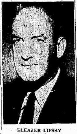 Eleazar Lipsky