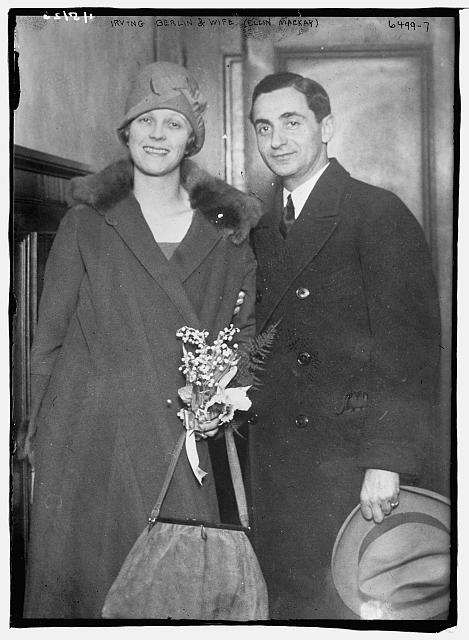 Irving Berlin and Ellin Mackay