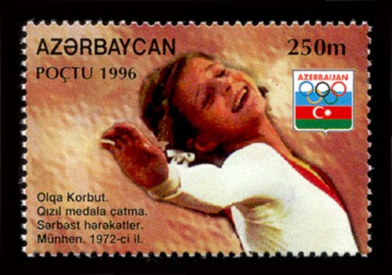Olga Korbut Azerbaijan