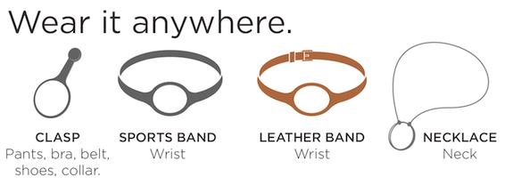 wear it anywhere