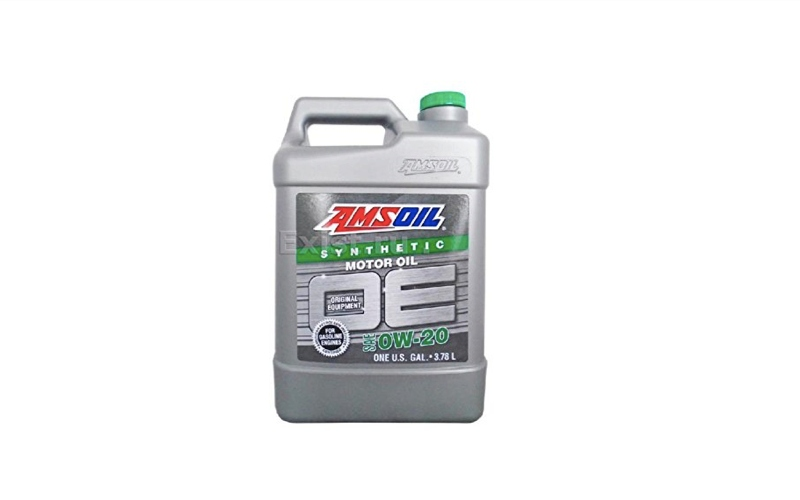 AMSOIL Aceite de Motor Sintetico 0W20 OE (3.7L) 12 Unidades