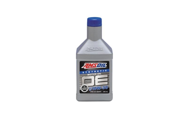 AMSOIL Aceite de Motor Sintetico 10W30 OE (946ml)