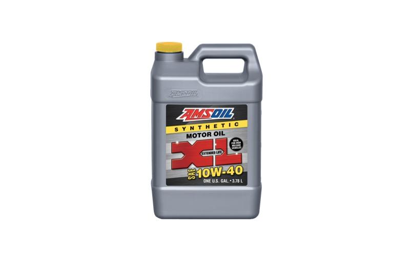 AMSOIL Aceite de Motor Sintetico 10W40 XL (3.7L)