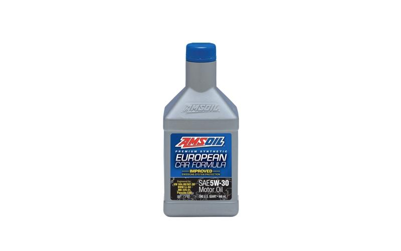 AMSOIL Aceite de Motor Sintetico 5W-30 I-ESP Euro (946ml)