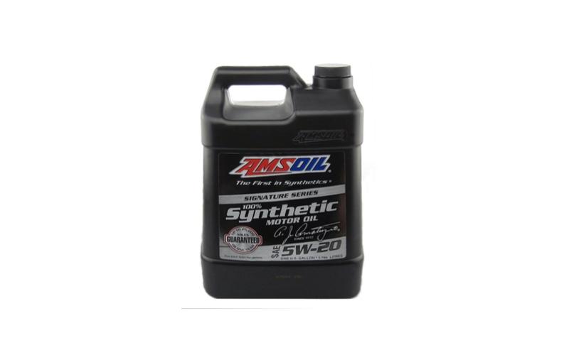 AMSOIL Aceite de Motor Sintetico 5W20 SS (3.7L)