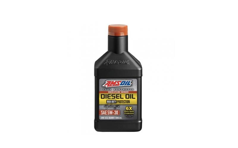 AMSOIL Aceite de Motor Sintetico 5W30 SS Diesel (946ml)
