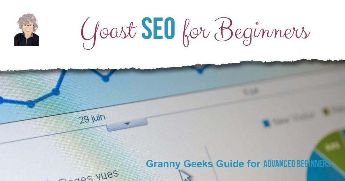 installing Yoast SEO for beginners