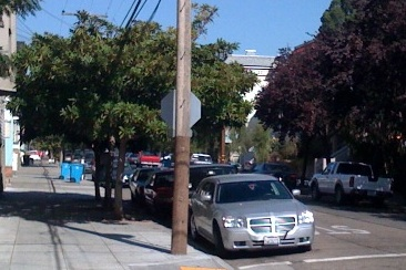 Ditched in the Mission: Hampshire Street Resident Turns Up Stolen Cars
