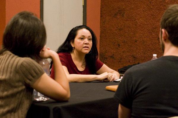 Josefina Lopez Writes for Change