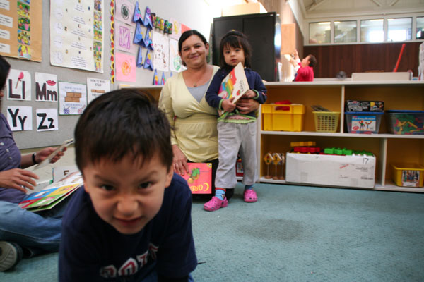 Stopping Violence: Head Start Begins with Parents