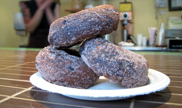 Dynamo Donuts Raises Eyebrows, Draws Crowds