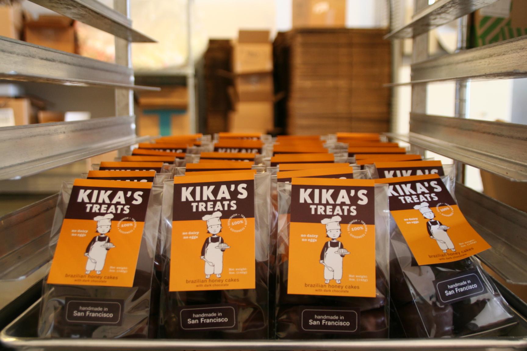 MISSION MAKERS: Kika's Treats