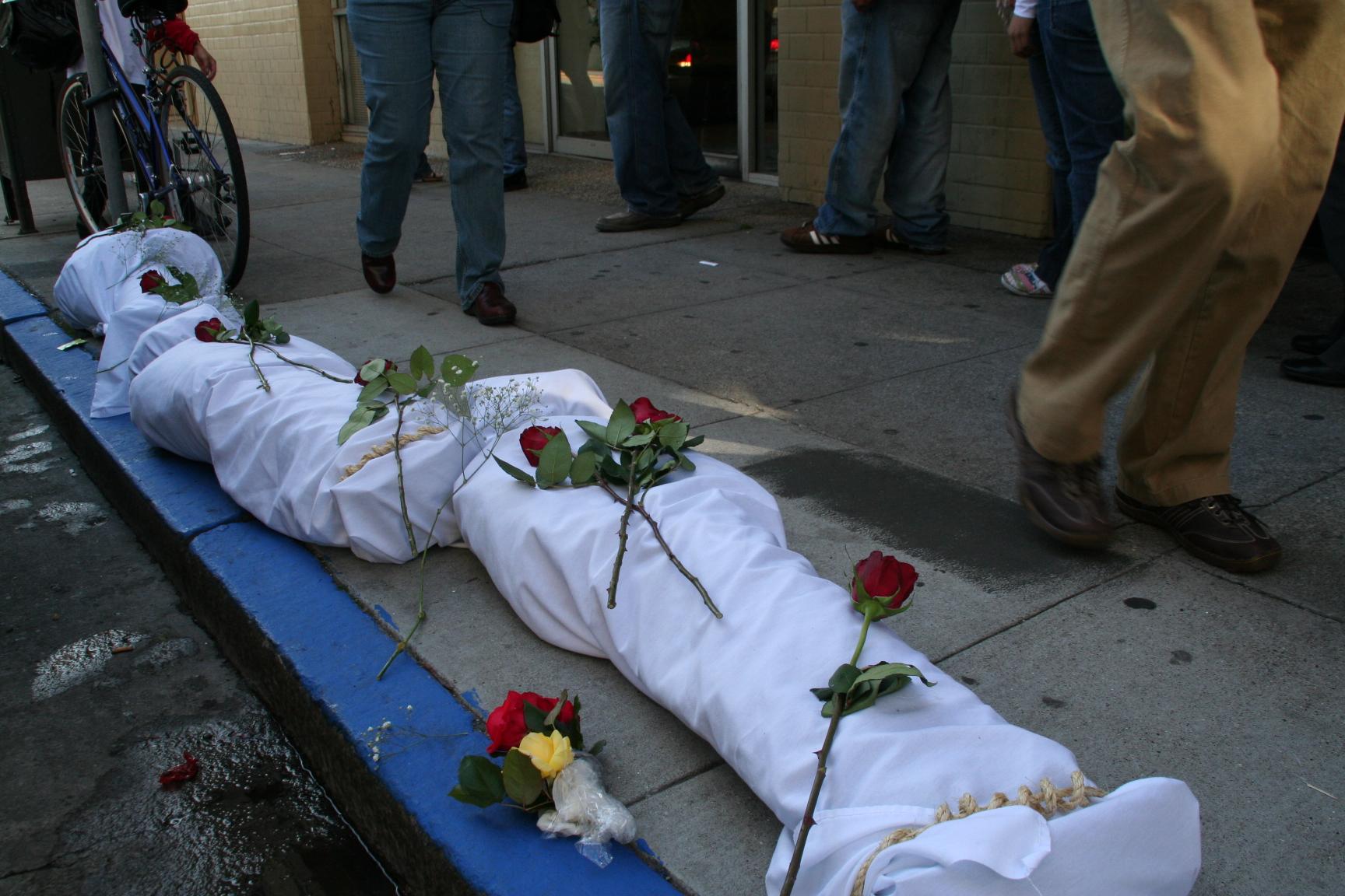 SLIDESHOW: Salvador Immigrants Remember a Massacre