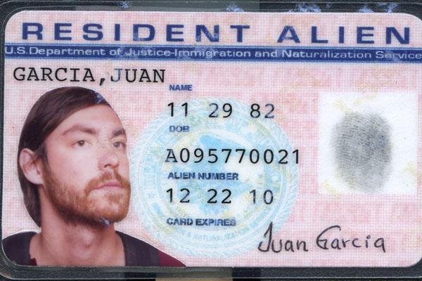 How I Became Juan Garcia