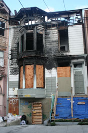 City Targets Blight