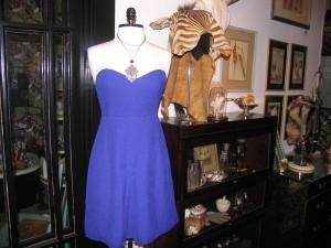 A dress at Bell Jar on 16th Street