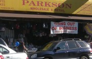 OUT OF BUSINESS: David Yong's Parkson retail store in Mission is going out of business amid current economic turmoil.