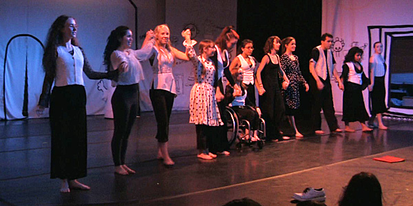 VIDEO: Marsh Youth Put Fears on Stage