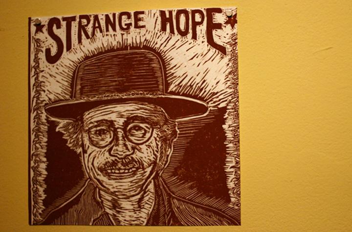 Strange Hope at Galería de la Raza