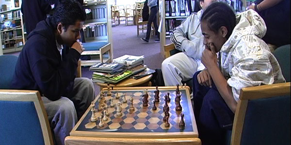 Teaching Kids to Be Kings Through Chess
