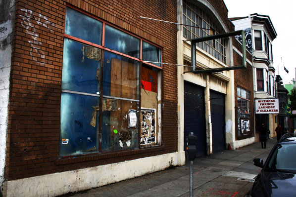 Proposed legislation would crack down on scofflaw owners of vacant storefronts