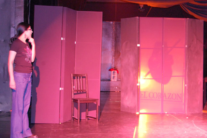 Theater: Domestic Workers Improvise