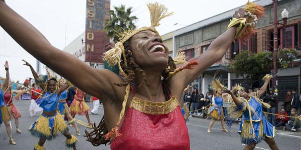 PHOTOS: Mission District Carnaval Parade