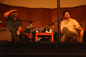 Junot Díaz and Dave Eggers Discuss Skin Color and Art