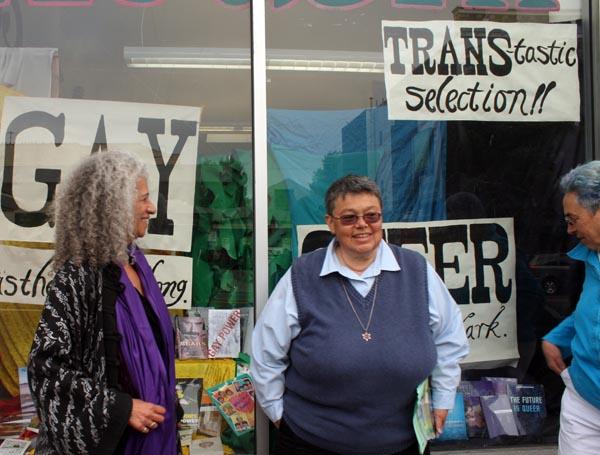 Dyke March Celebrates Women
