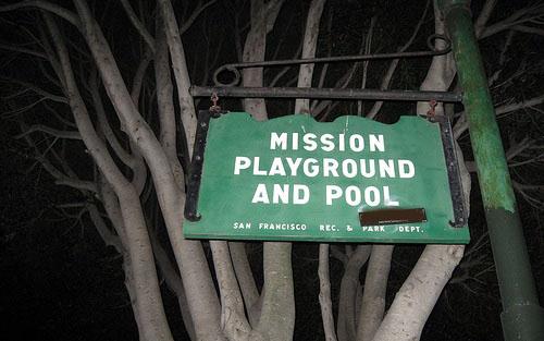 Staffing Cuts at Mission Playground