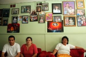 Mayra Sandoval (most right)
