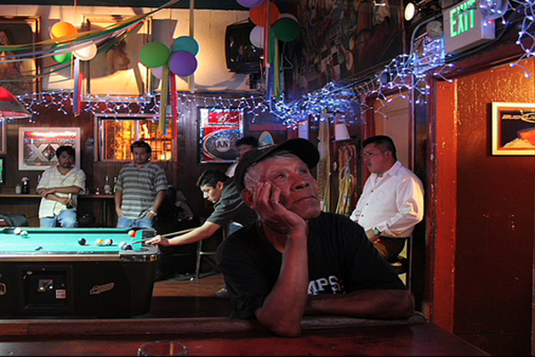VIGNETTES: Carlos's Bar