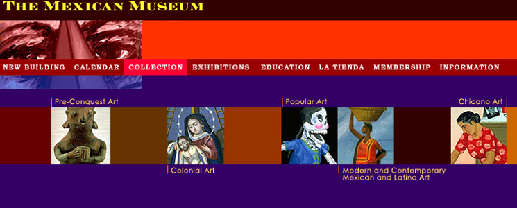 Mexican Museum – Funds on the Way, an Eviction Notice Too