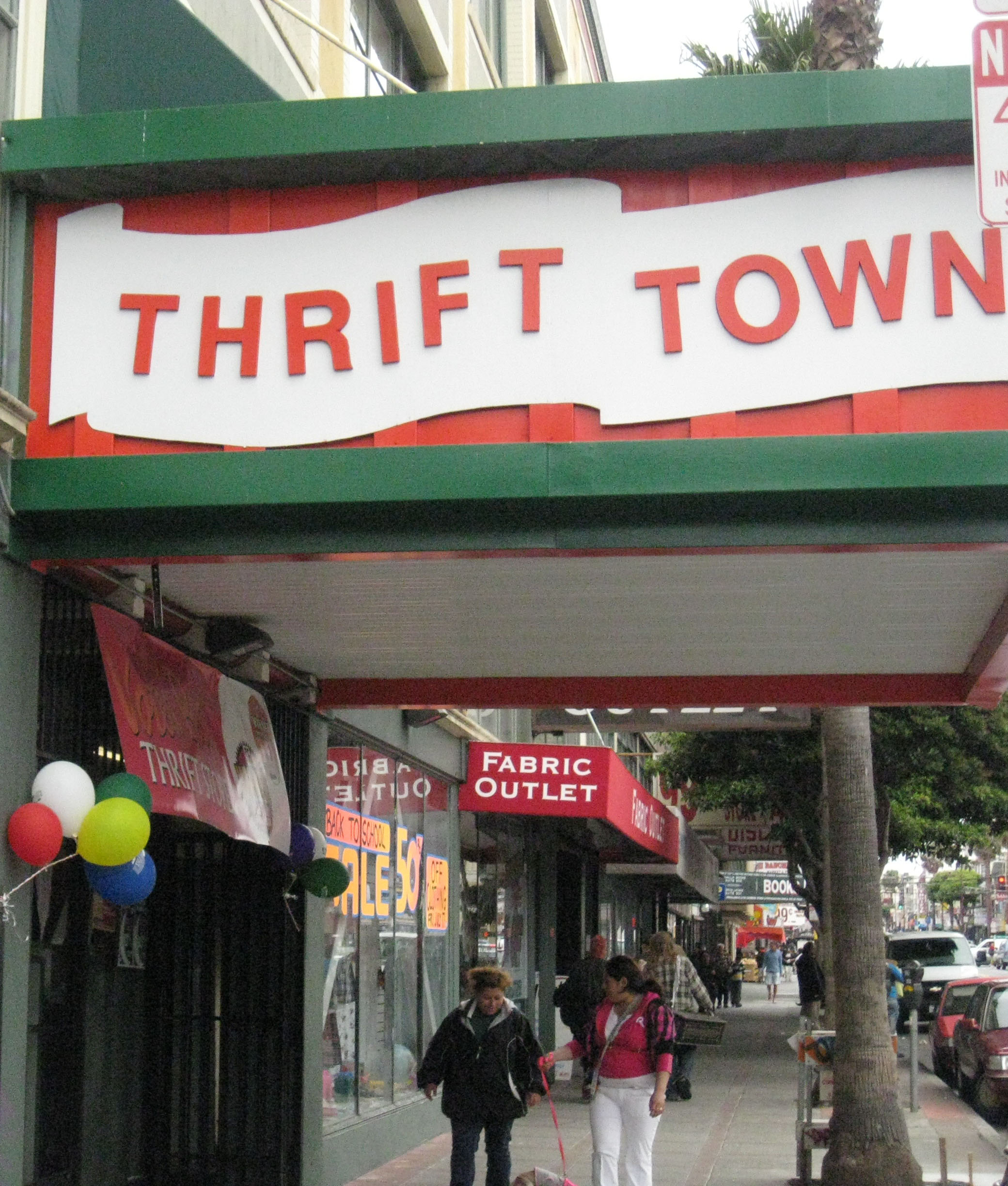 Thrift Town Embed – 11 Hours, 2 Floors