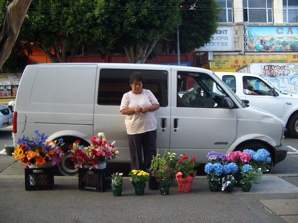 Roses and an Immigrant Family