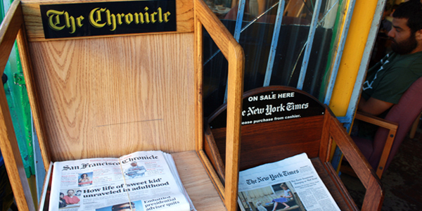 The Chronicle could face new competition in the Bay Area