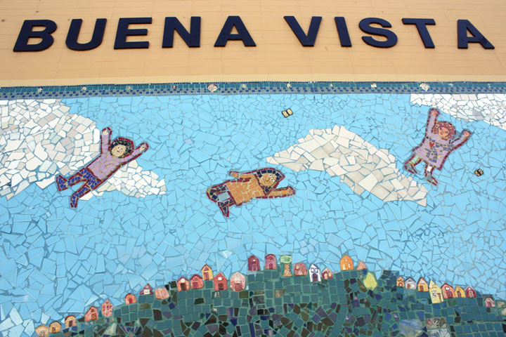 Buena Vista Leaps Ahead With Test Scores