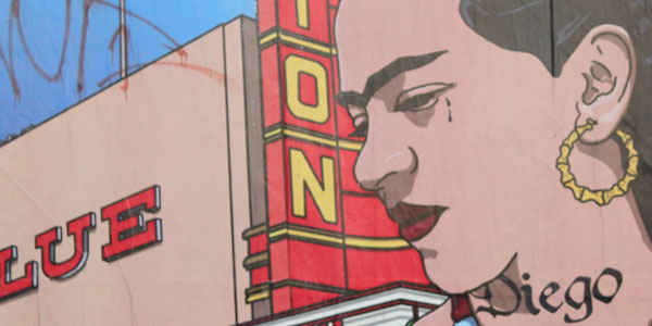 Listen Local: Finding Frida and Diego in the Mission