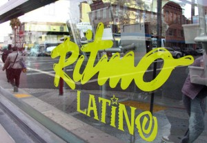 Ritmo Latino on the Corner of 20th and Mission Street is suffering from a decline in sales.
