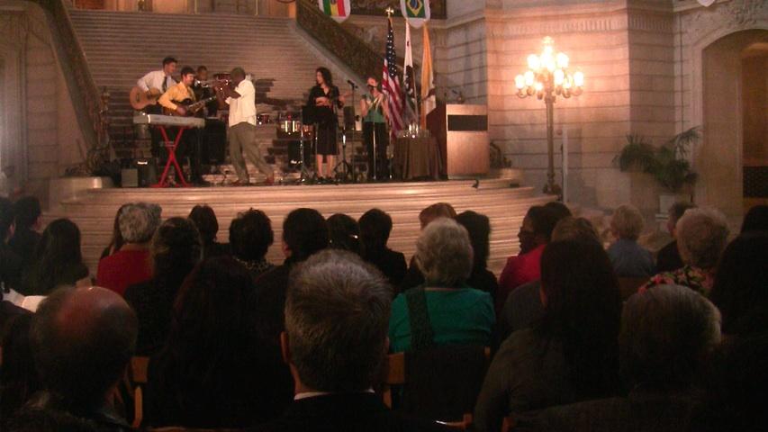 City Hall Celebrates Latino Heritage Month