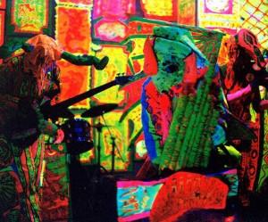 Caroliner is a psychedelic nightmare.