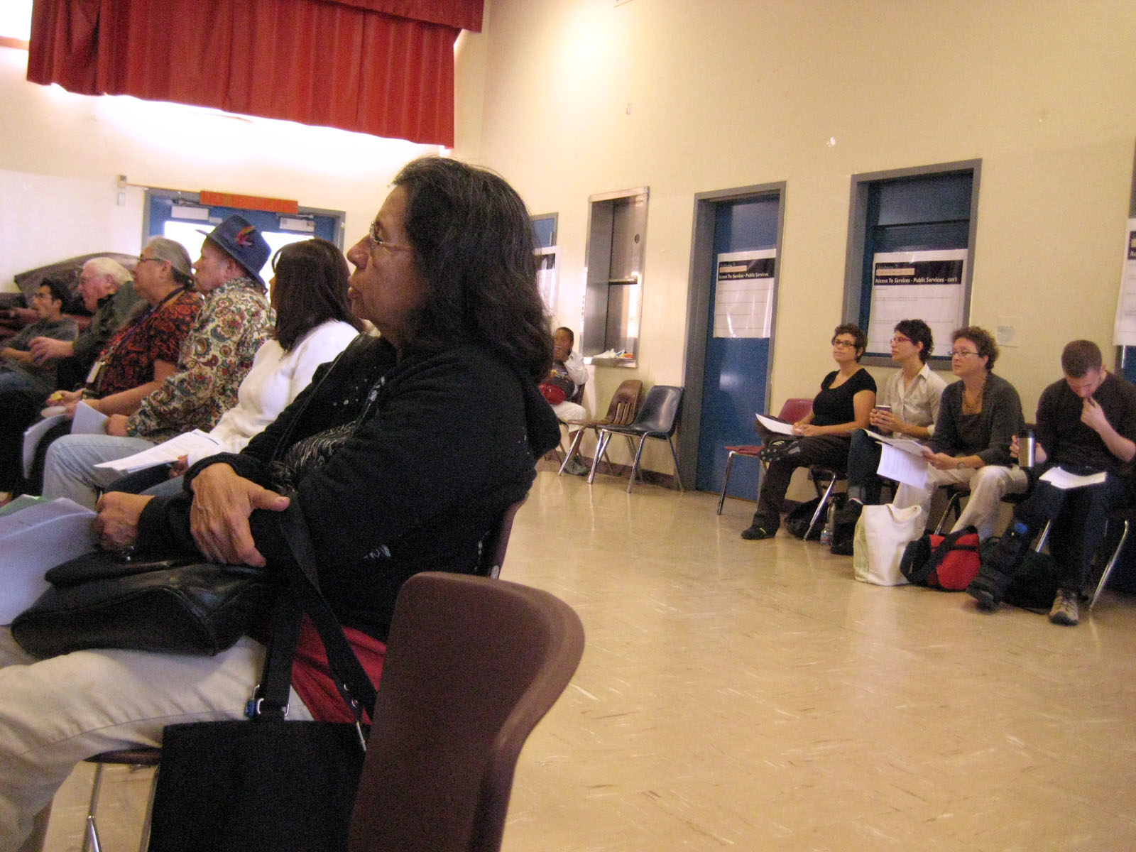 Residents Question Five-Year Plan for the Mission